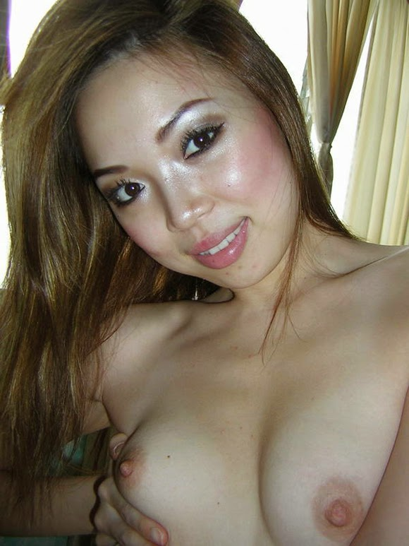 naked malaysian model boobs photos
