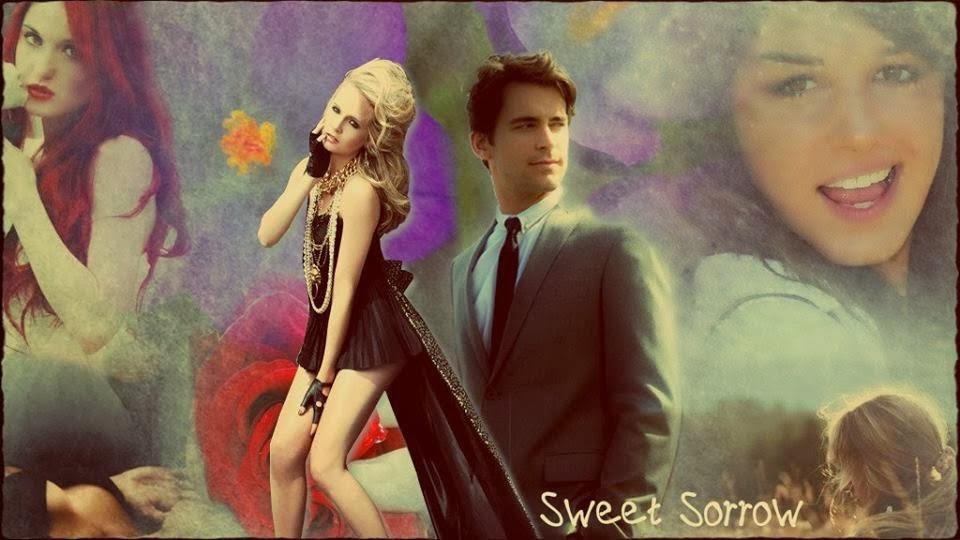 Másik blogom : Sweet Sorrow