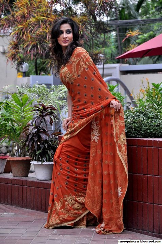 ls-ru imagesize:956x1440 @@ bangladeshi ramp models showcasing saree part:3