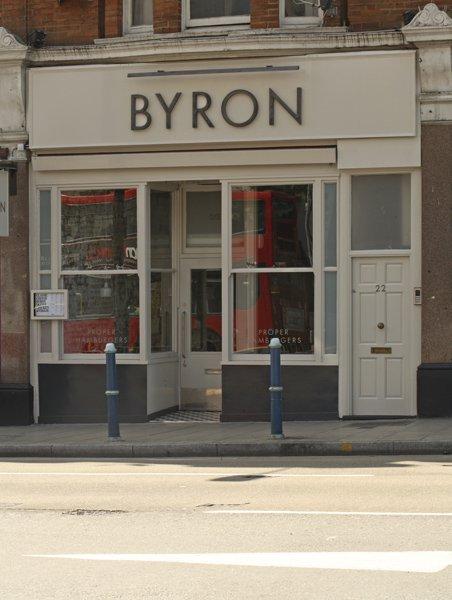 Byron longue putain de Londres