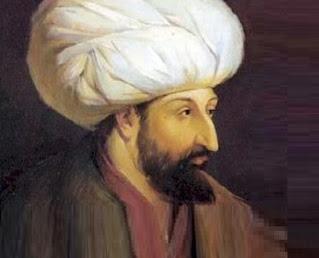 Osmanlı Padişahı Fatih Sultan Mehmet