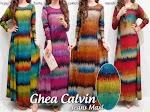 Baju Muslim Gamis Ghea Calvin GC2103