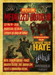 METALIZED BLOOD III