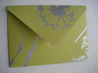 fresh crafts blog: hambly screenprints envelope