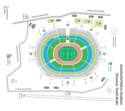 Online Tickets Booking for ISL 2017 At BookMyShow.com