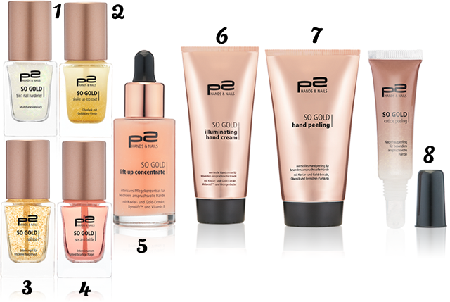 p2 so gold nail care