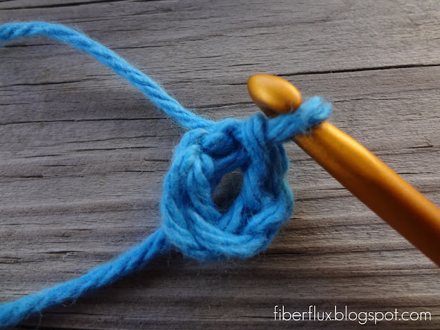 Crochet Stitch Rings Of Love : Fiber Flux: How to Crochet A Heart (Stitch by Stitch)