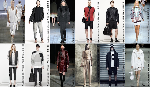 alexander wang collections