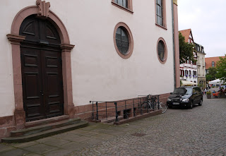 Bild 2: Martinskirche Ettlingen Nordseite