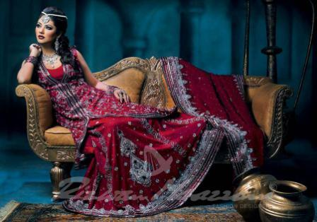 Pakistani-Wedding-Dresses 2013-14