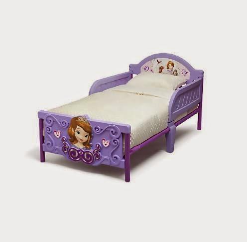 Disney Bed Frame 3D