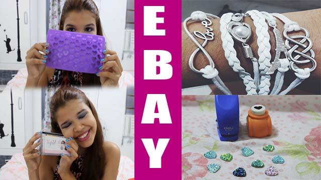 comprei no ebay, compras na china, vendedores confiáveis, ebay, papelaria, pau de selfie