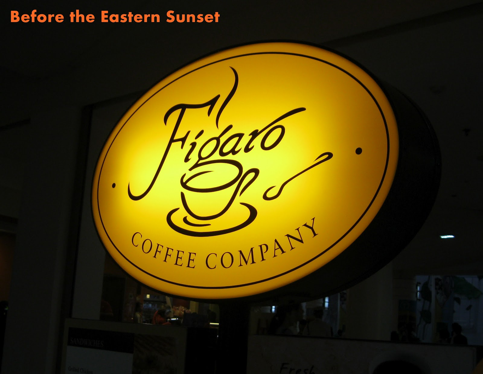 draft for figaro coffee company In 1993, a group of coffee lovers and enthusiasts got together and dreamt of a  cafe where they could lounge and entertain friends and business associates.