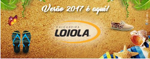 VERÃO 2017 CALÇADEIRA LOIOLA.