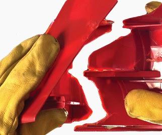 Reparaci n de piezas pl sticas tecnolog a de los pl sticos for Mejor pegamento para plastico