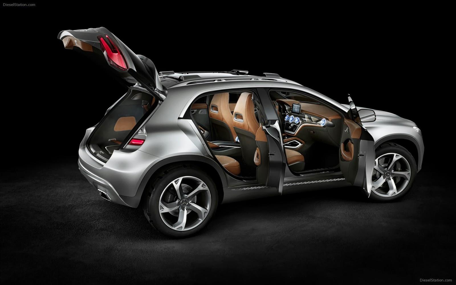 Marcedez Benz GLA Concept