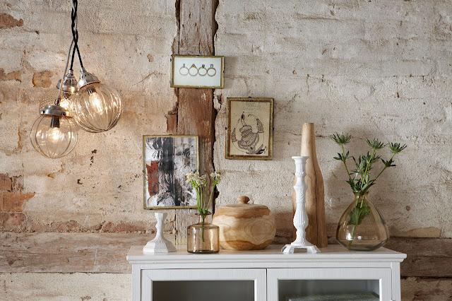 Landelijke Keuken Lampen : Lampen Landelijke Keuken : Witte landelijke keuken met keukeneiland