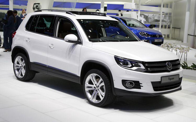 Auto Finder 2012 Volkswagen Tiguan