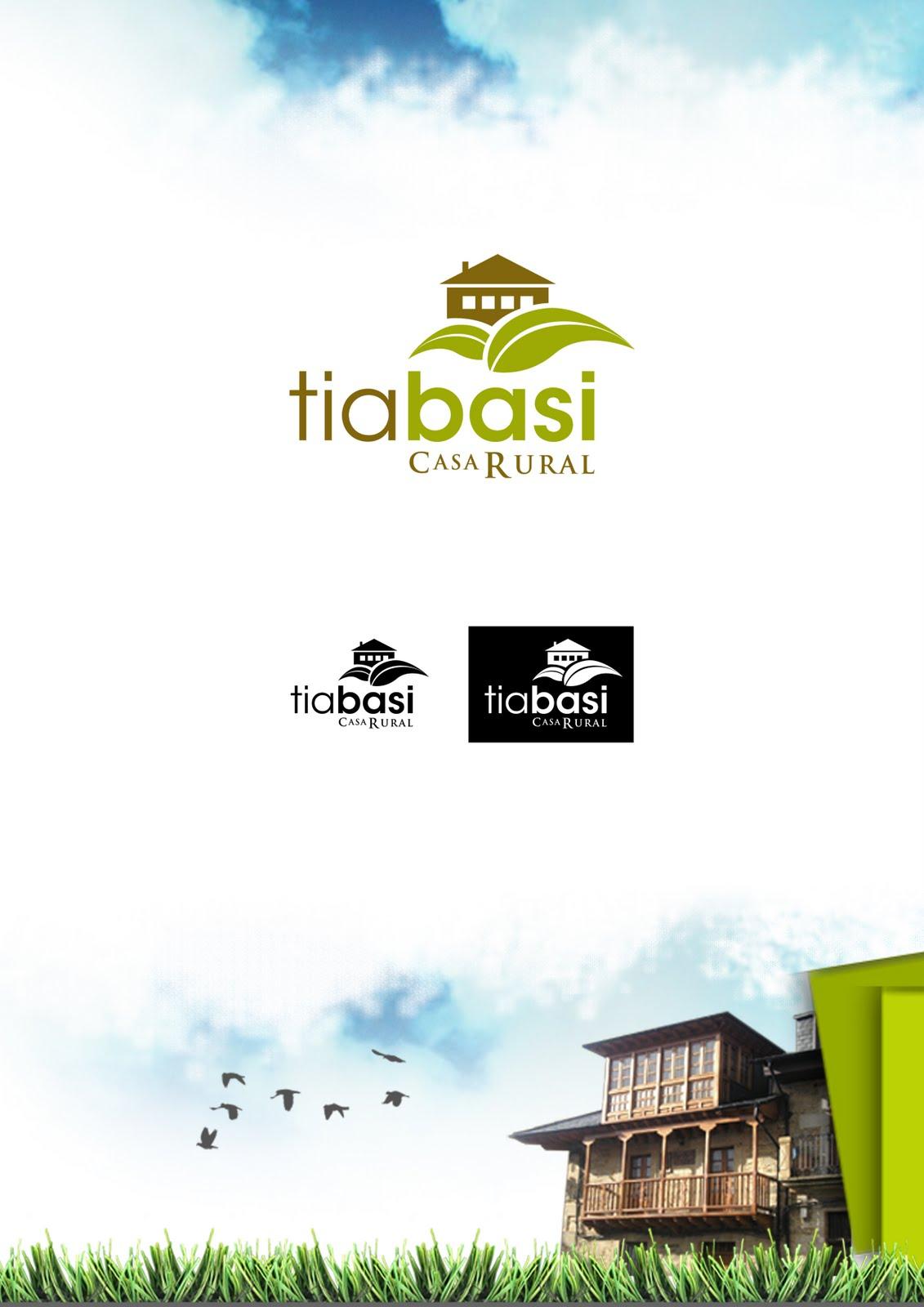 El pifa s corner logotipo casa rural tia basi sanabria - Logo casa rural ...