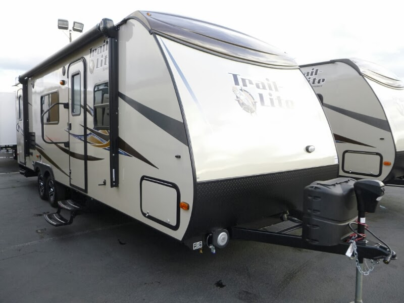 Excellent NW RVenture The 2014 Trail Lite Sport TLS 26RBS