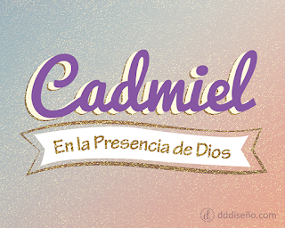 Significado de Cadmiel