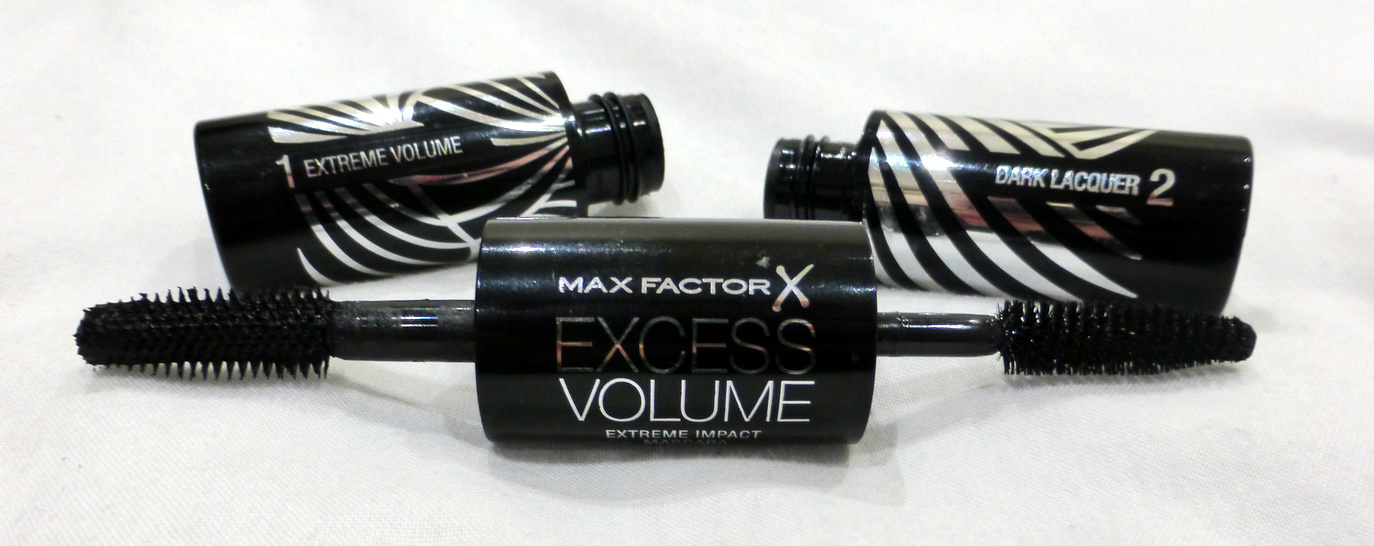 Max Factor Excess Volume Mascara.