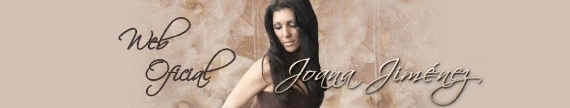 Web Oficial de Joana Jiménez