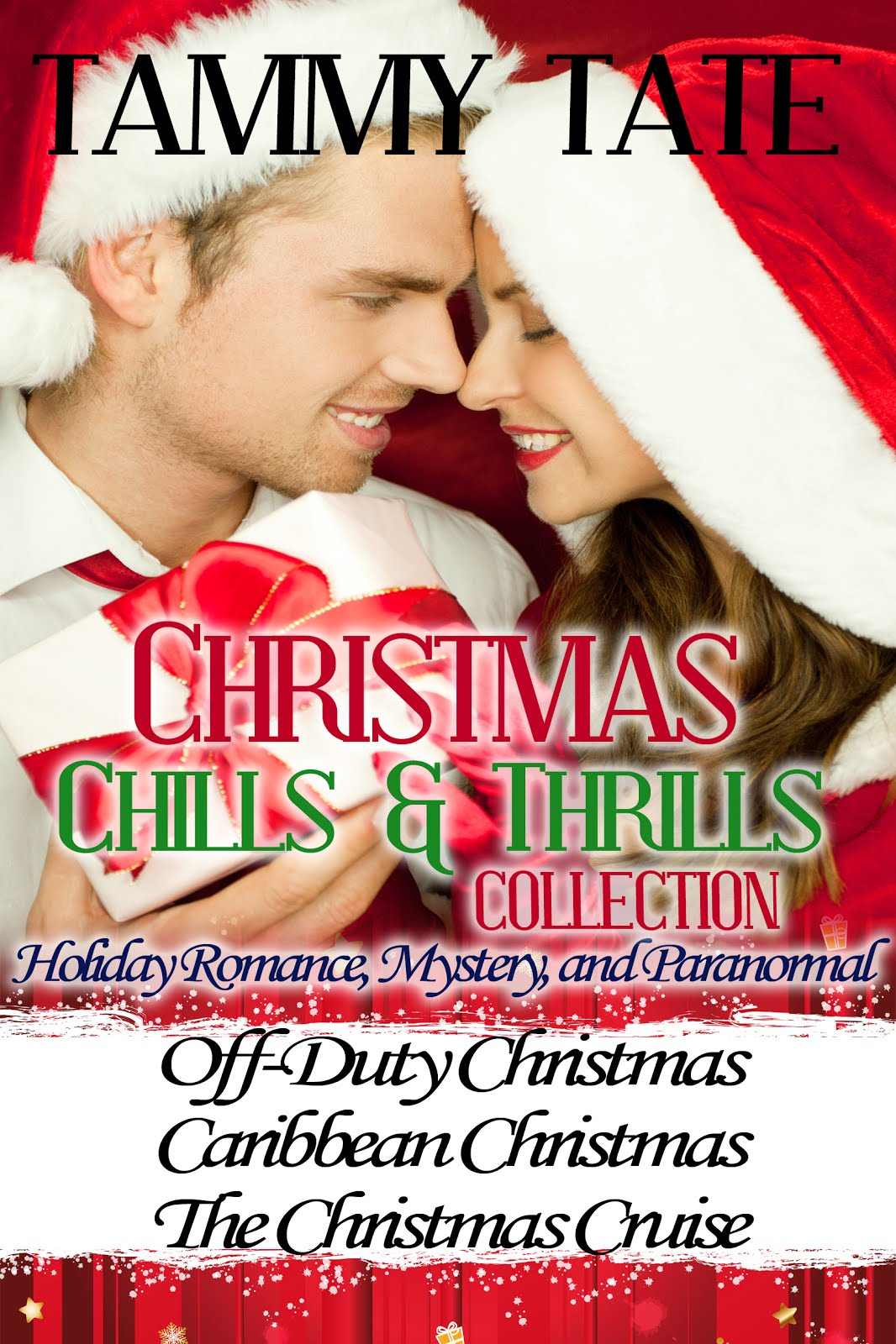 Christmas Chills & Thrills collection (Off-Duty, Caribbean Xmas, Xmas Cruise)