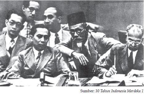 Perjuangan Diplomasi Dalam Mempertahankan Kemerdekaan Indonesia