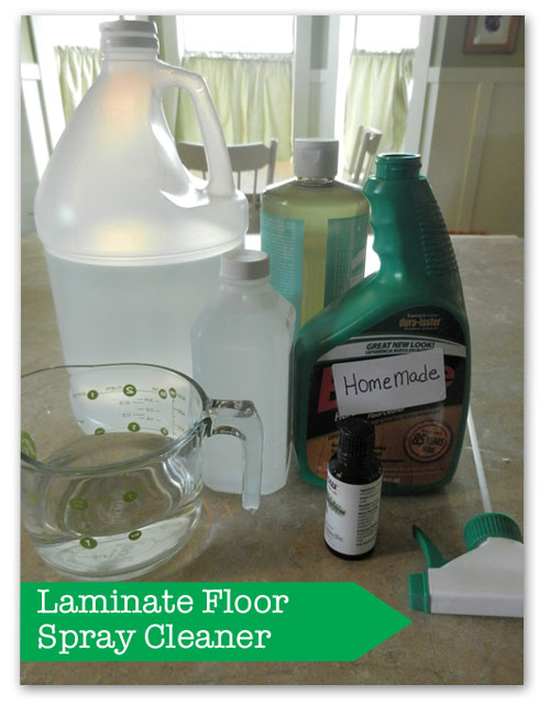 Laminate flooring homemade cleaner laminate flooring for Home made floor cleaner
