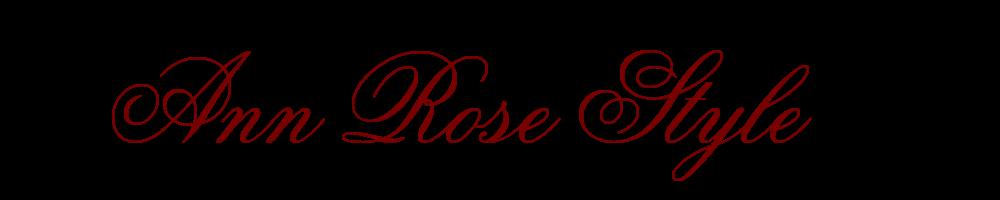 Ann Rose Style