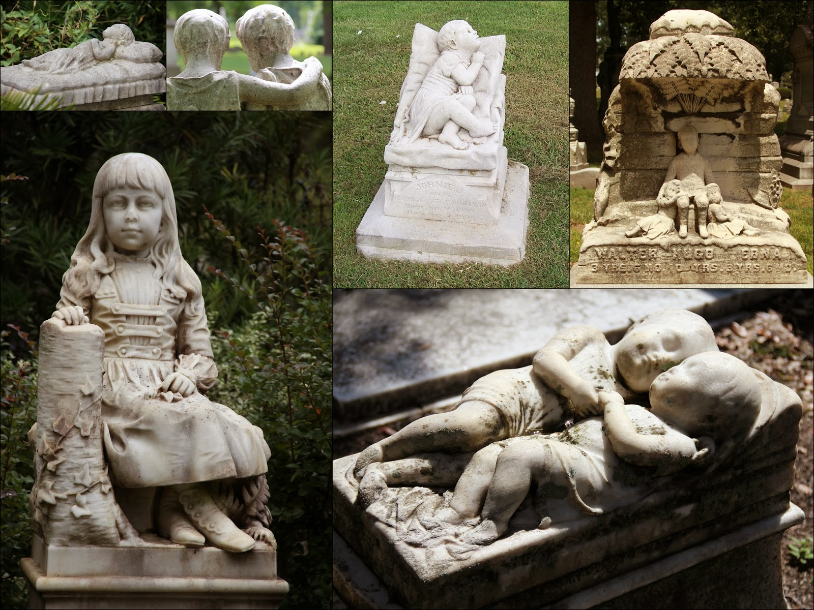 Headstone Art
