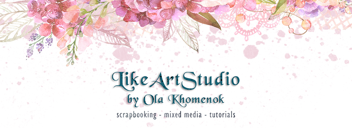 LikeArtStudio by Ola Khomenok