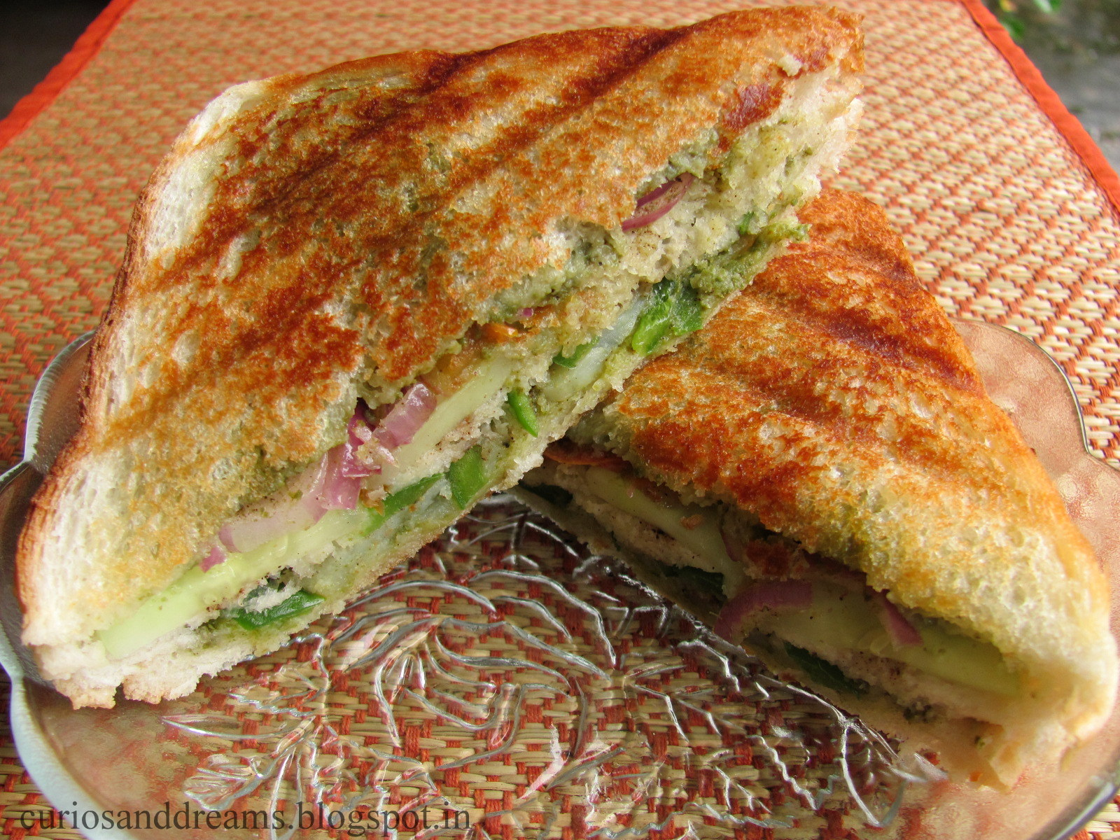 Bombay Sandwich Recipe