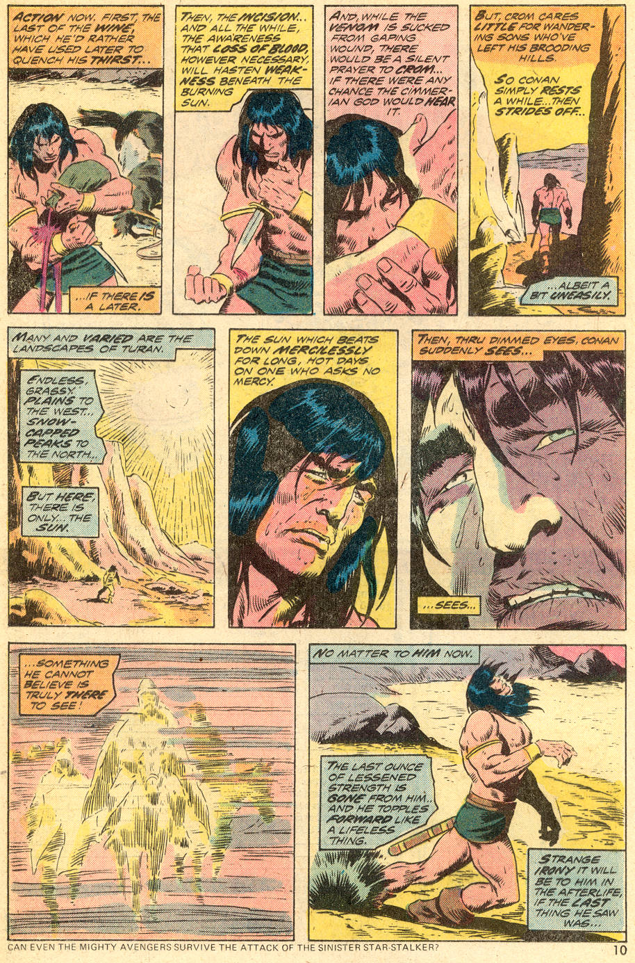 Conan the Barbarian (1970) Issue #39 #51 - English 7