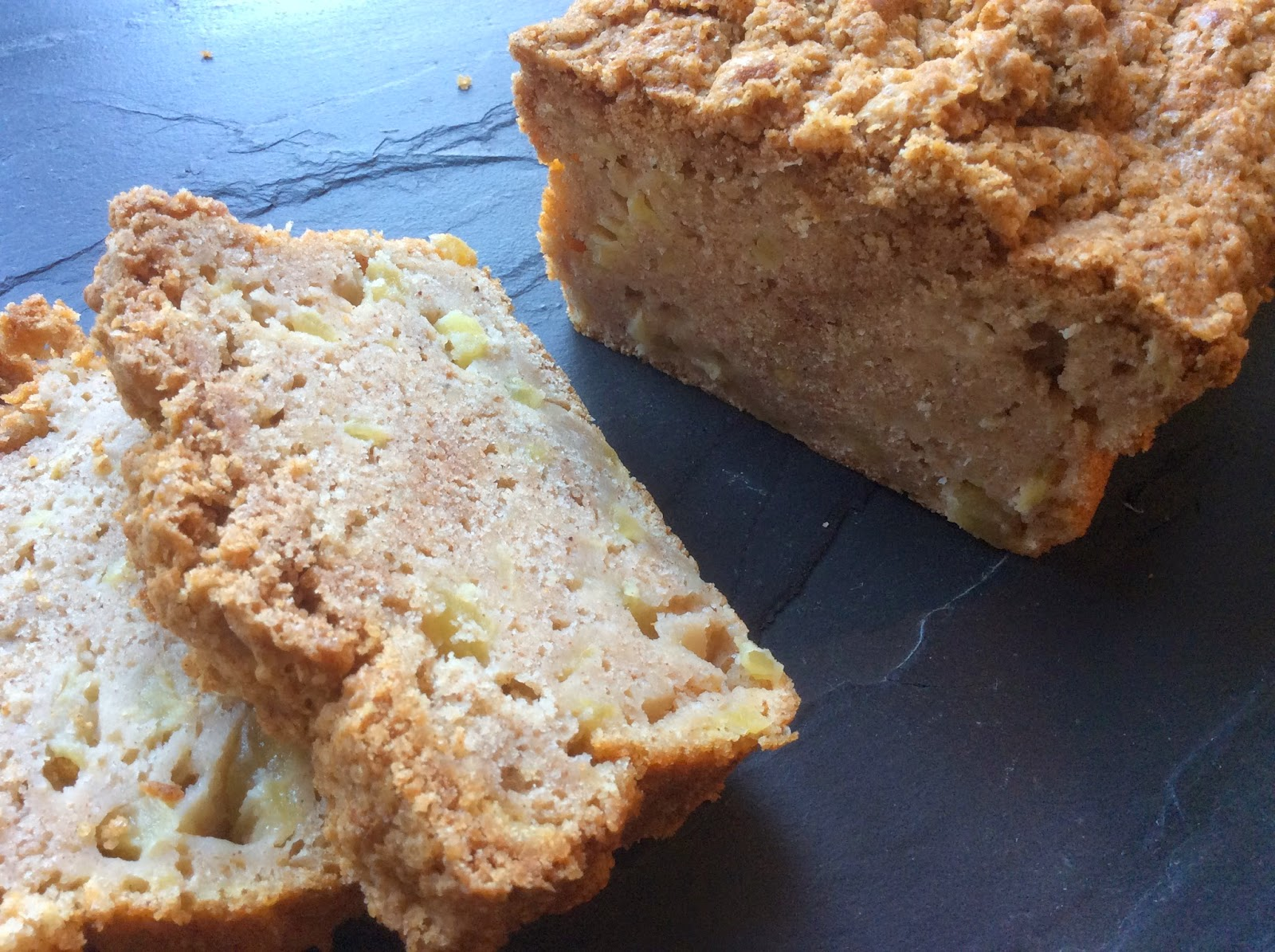 Spiced Apple Cake, The World of Chocolate