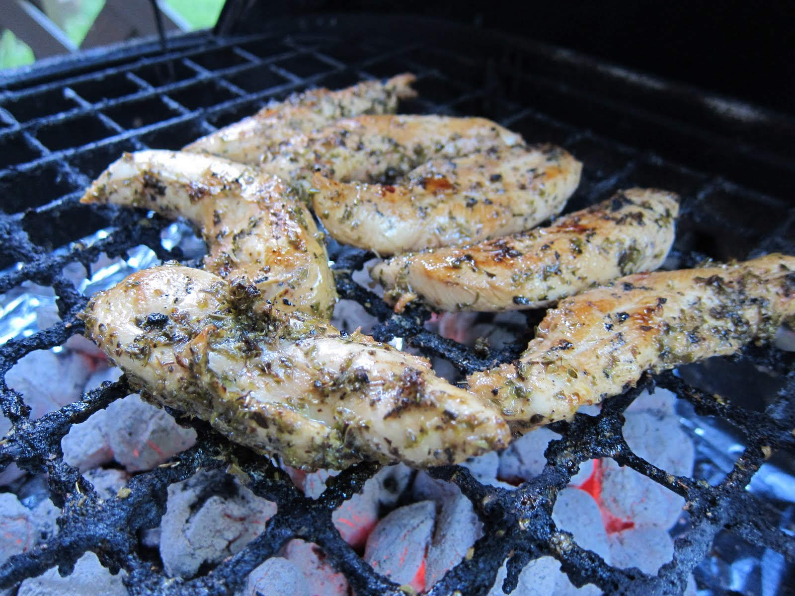 Grilled Chicken Recipe With Lemon, Capers, And Oregano Recipes ...
