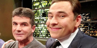 Simon Cowell Gay, David Walliams