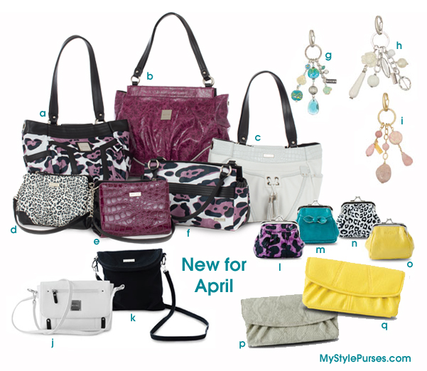 Shop Miche Bag April 2012 Product Release
