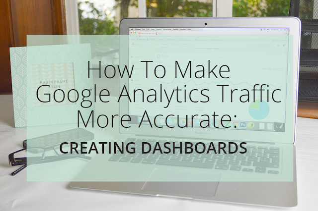 Google Analytics Dashboards For Bloggers