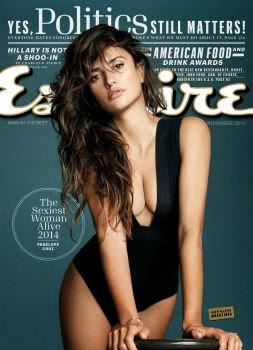 Esquire Names Penelope Cruz 'Sexiest Woman Alive'