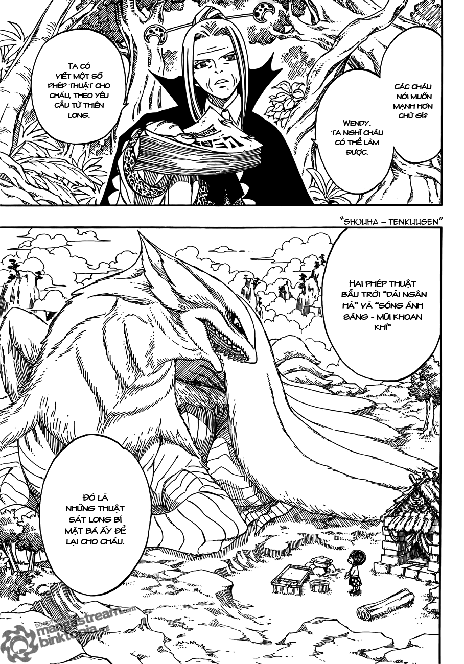 Fairy Tail chap 260 page 9 - IZTruyenTranh.com