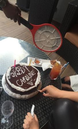 Carolina Danjuma Celebrates Birthday With Friends