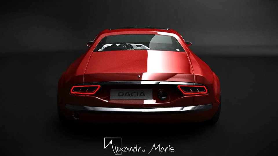 2014 dacia 1300 design study by alexandru maris video. Black Bedroom Furniture Sets. Home Design Ideas
