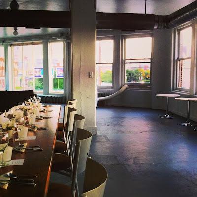 Restaurant Review: Guns + Butter Pop-Up in Detroit, Michigan | foxeslovelemons.com