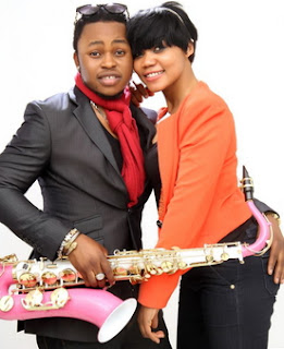 yemi sax and wife