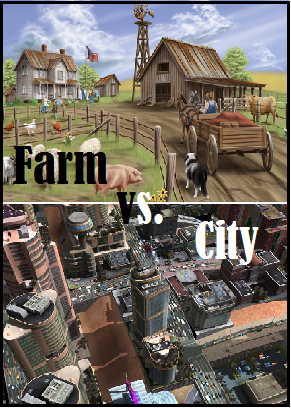 city life vs island life City life vs country life: as a born-and-raised city girl, having now adopted a  country life in australia, i think it is safe to say i have experienced.