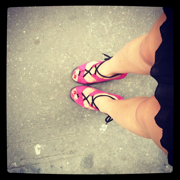 vanessa bruno shoes, paris
