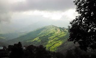 Darjeeling during Monsoon