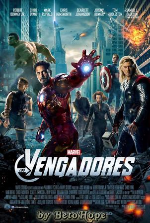 Los Vengadores [1080p] [Latino-Ingles] [MEGA]